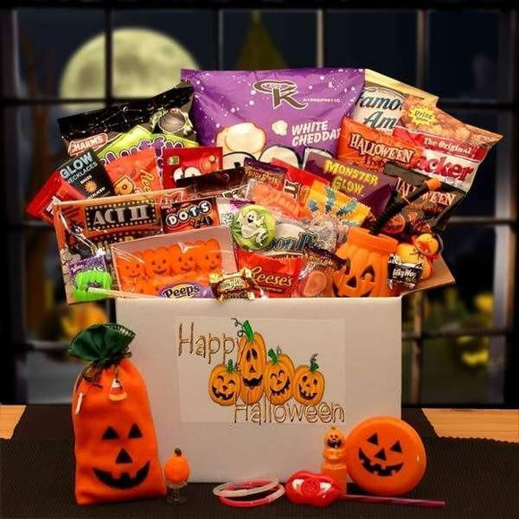 The Halloween Sampler - Fine Gifts La Bella Basket Company