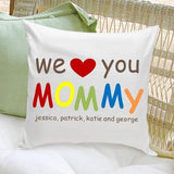 Throw Pillow - Several Designs - Fine Gifts La Bella Basket Company