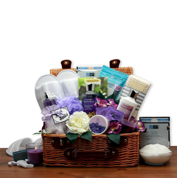 Lavender Spa Hamper