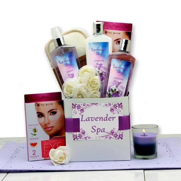 Lavender Care Package
