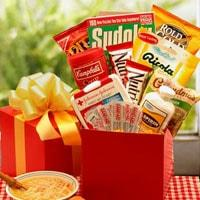 Grandmas Goodness Get Well Care Package - Fine Gifts La Bella Basket Company