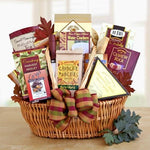 Munchies Galore Gift Basket - Fine Gifts La Bella Basket Company