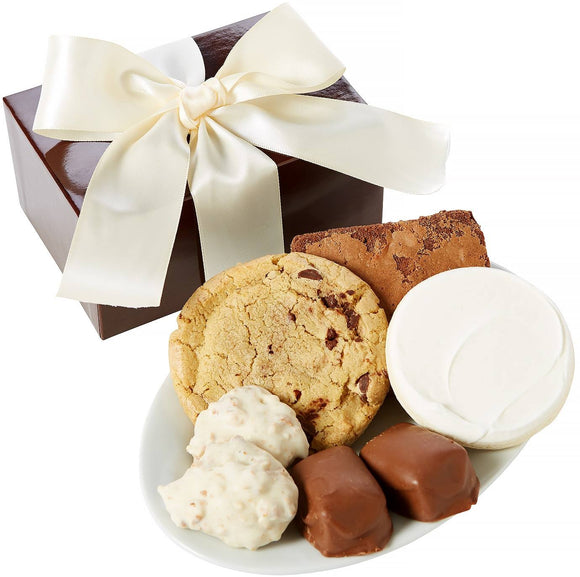 Mini Box of Treats - Fine Gifts La Bella Basket Company