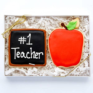 #1 Teacher - Fine Gifts La Bella Basket Company