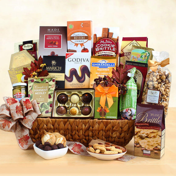 Grand Gatherings Basket