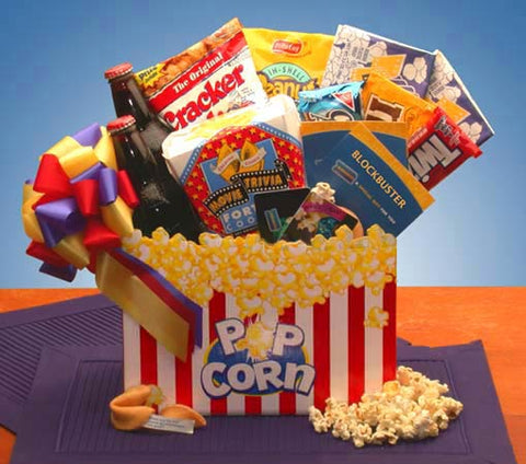 Movie Mania - Fine Gifts La Bella Basket Company