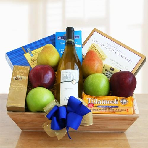 Kosher Celebrations Wood Crate