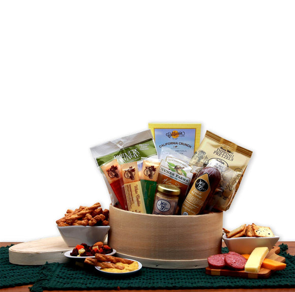 Savory Yummy Snacks Gift Box