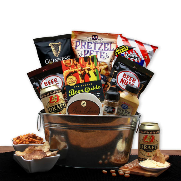 To The Beer Lover Gift Pail