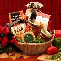 Let's Spice It Up! Salsa Gift Basket