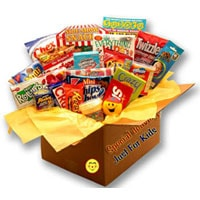Kids Blast Deluxe Activity Care Package - Fine Gifts La Bella Basket Company
