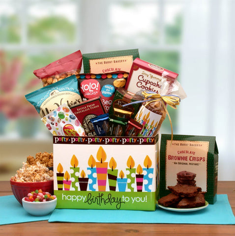 Its Your Birthday Gift Basket