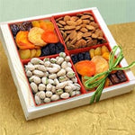 Sweet Harvest Fruit and Nuts - Fine Gifts La Bella Basket Company