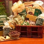 A Lasting Impression Thank You - Large Gift Basket