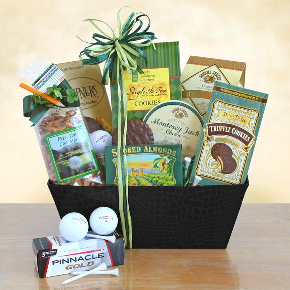 Golf Gift Basket