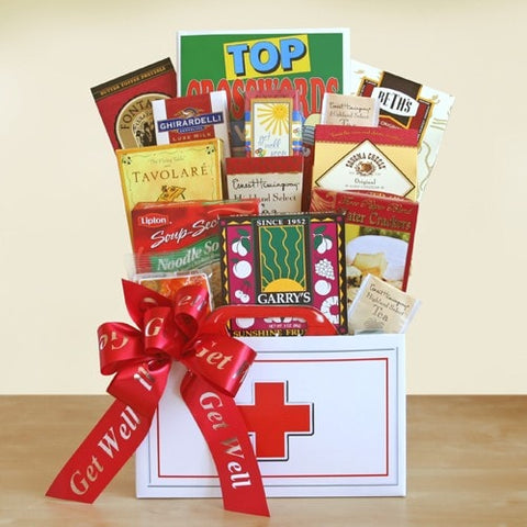 Classic Care Package - Fine Gifts La Bella Basket Company