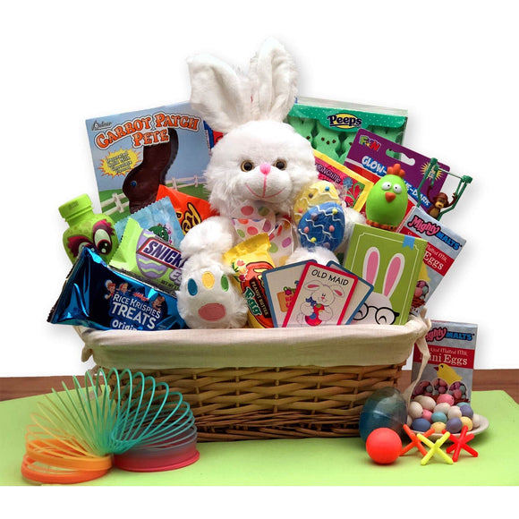 Bunny Express Gift Basket