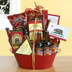 California Beer Republic Gift Basket