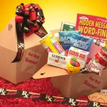 Get Well Sooner Care Package - Fine Gifts La Bella Basket Company