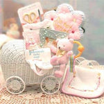Bundle of Joy Baby Gift Carriage - Fine Gifts La Bella Basket Company