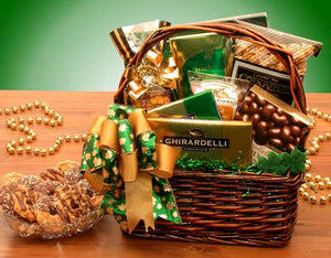The Luck O The Irish Gift Basket