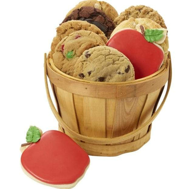 Apple Basket Cookies
