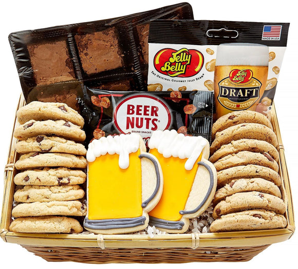 Beer Goodie Basket