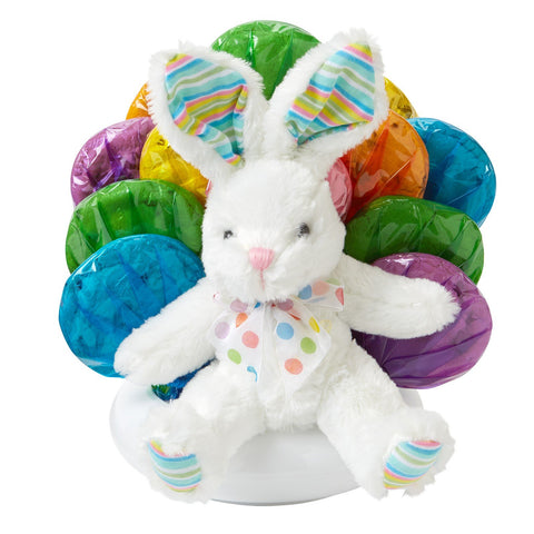 Bunny Cookie Bouquet - Fine Gifts La Bella Basket Company