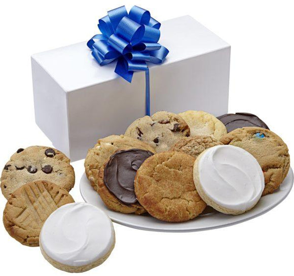 Box of 6 Cookies - Fine Gifts La Bella Basket Company