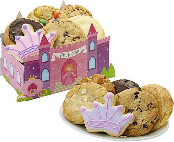 Cookies For A Princess - Fine Gifts La Bella Basket Company