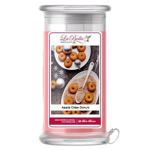 Apple Cider Donuts Jewelry Candles