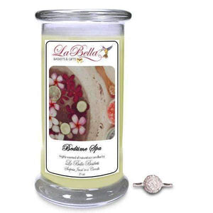 Bedtime Spa Scented Jewelry Candles