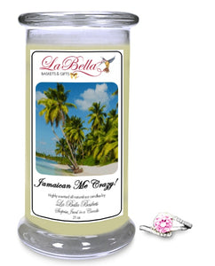 Jamaican Me Crazy Scented Jewelry Candles