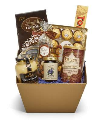 Perfectly Decadent - Fine Gifts La Bella Basket Company