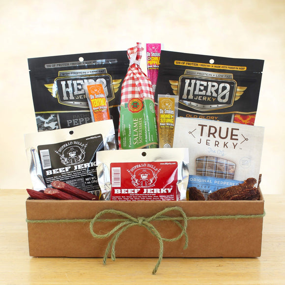 Meat Lover Jerky Gift Box