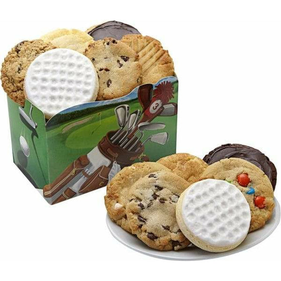 Golf Cookie Box