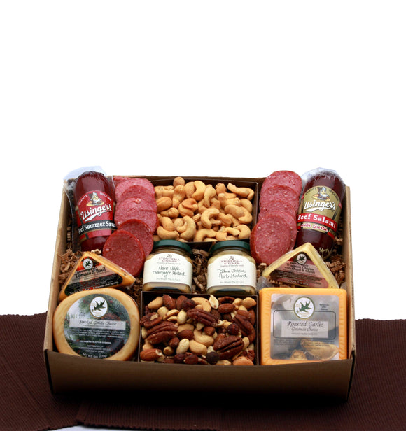 Savory Favorites Gift Box