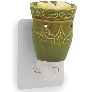 Imperial Meadow Plug-in Warmer - Fine Gifts La Bella Basket Company