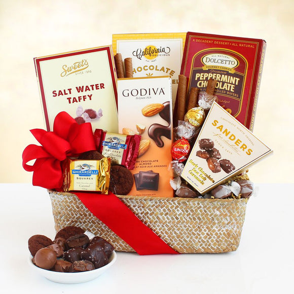 Chocolate Delight Gift Basket