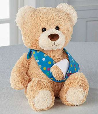 I'm By Your Side Teddy - Fine Gifts La Bella Basket Company