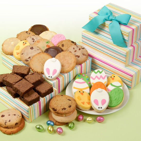 Deluxe Easter Gift Tower