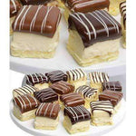 Gourmet Cheesecake Bites - 15 Pieces - Fine Gifts La Bella Basket Company