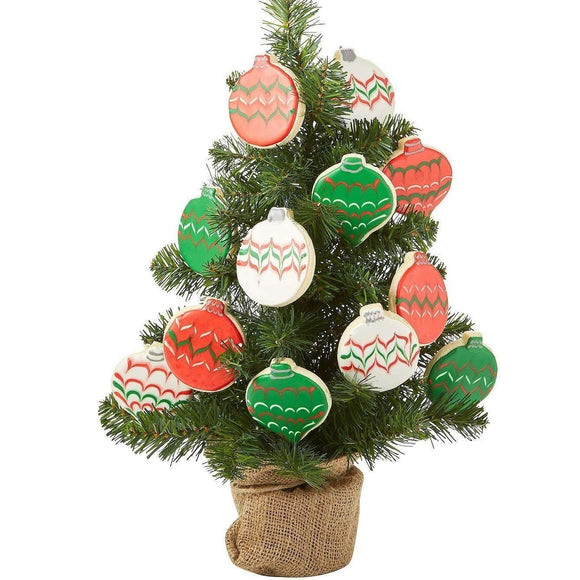 Tree Cookie Ornaments - Fine Gifts La Bella Basket Company