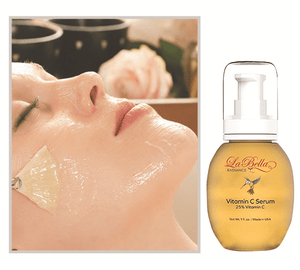 Radiance Vitamin C Serum - Fine Gifts La Bella Basket Company