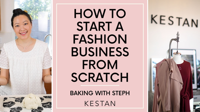 How To Start A Fashion Business From Scratch: 8 Steps | Baking With Steph
