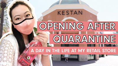 Opening After Quarantine: A Day In The Life At The Retail Store