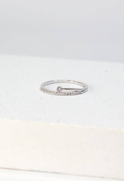 Aria Ring - Sterling Silver - Kestan