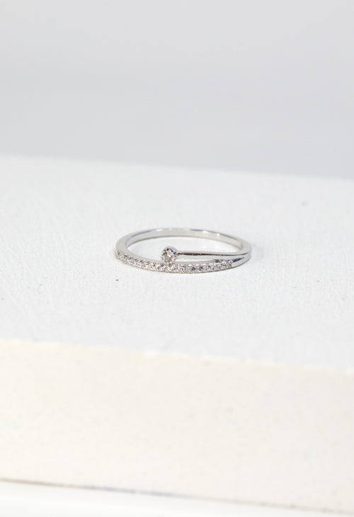 Aria Ring - Sterling Silver