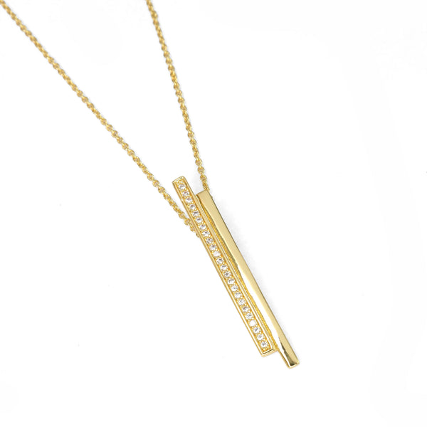 Kestan x AKR - Gold London Necklace - Kestan