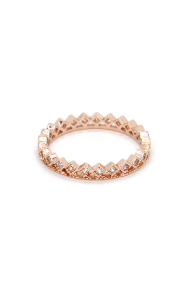 Margo - Rose Gold Vermeil - Kestan